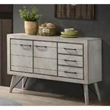 Crown Mark 2132 White Sands Sideboard