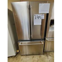 See Details - USED Café ENERGY STAR® 23.1 Cu. Ft. Smart Counter-Depth French-Door Refrigerator #11
