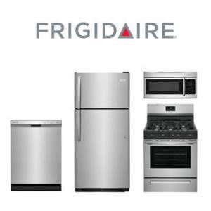 Packages - Frigidaire 4 Piece Kitchen Package. Price Valid Thru 9/19/21.