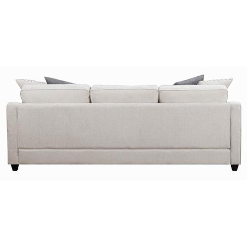 Sofa with Reversible Storage Chaise