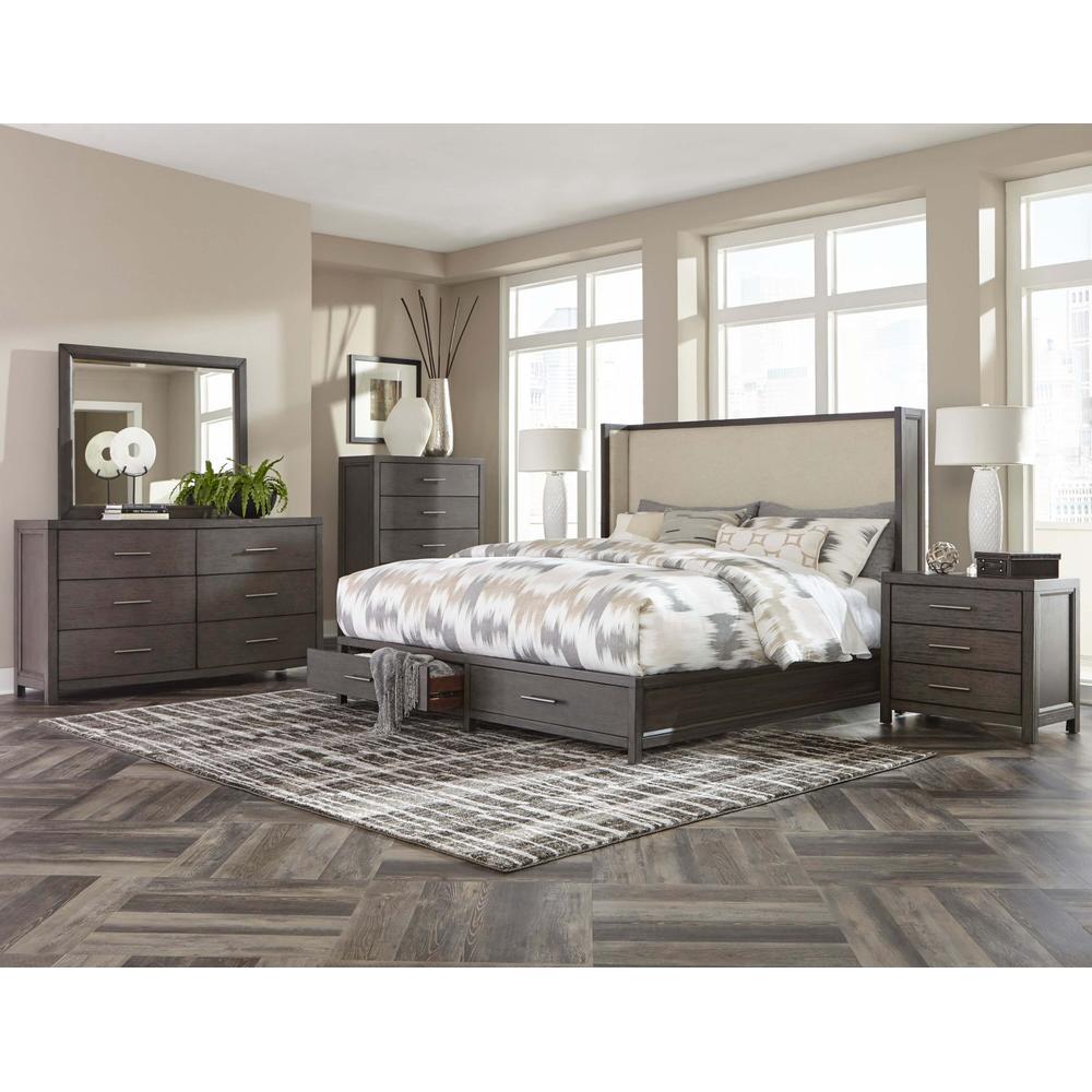 Fondren 4Pc Eastern King Bed Set