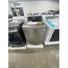 See Details - **ANKENY LOCATION** 5.0 cu.ft. Smart wi-fi Enabled Top Load Washer with TurboWash3D™ Technology **DENT ON FRONT**