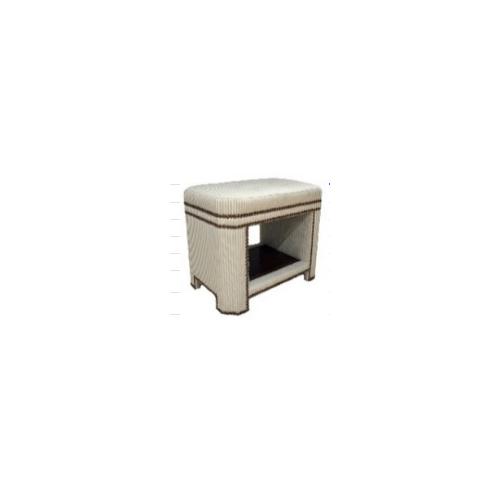 Sherrill Furniture - Clinton Ottoman
