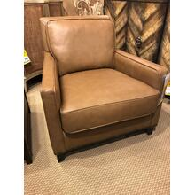 LEATHER CHAIR - 50% OFF