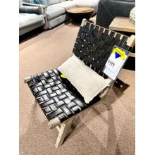 See Details - Havana Leather Chair
