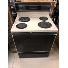 Used GE Coil Electric Range