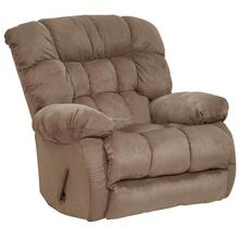 Saddle Teddy Bear Chaise Rocker Recliner