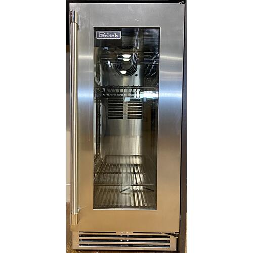 """Product Image - Perlick PRHP15RS33R       15"""" Undercounter Refrigerator"""