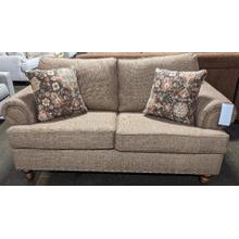 See Details - KINGSFORD TAPESTRY LOVESEAT
