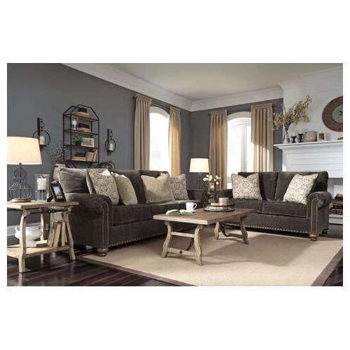 Stracelen- Sable Sofa and Loveseat