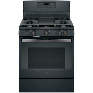 """GE Appliances - Adora series by GE® 30"""" Free-Standing Gas Convection Range"""