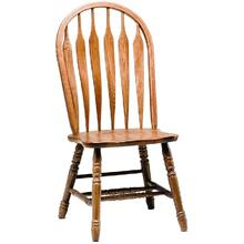 See Details - Colonial Windsor Side Chair