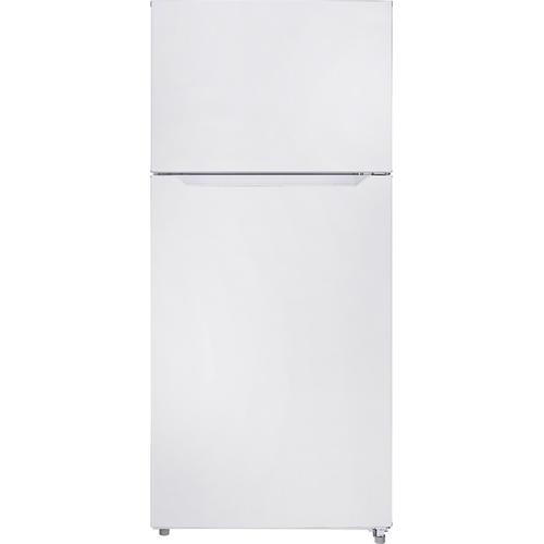 Crosley 18 cu. ft. Top Mount Refrigerator in White