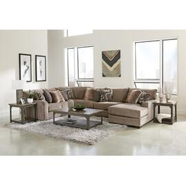 Kingston 3-Piece Sectional