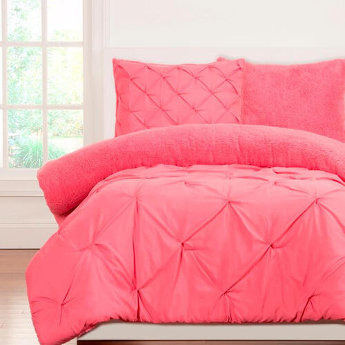 """Playful Plush Cotton Candy"" Crayola Comforter Sets Twin"