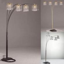 Crown Mark Rain Drop Floor Lamp