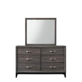 Akerson Dresser Top Gray