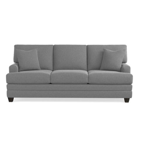 Bassett Furniture - Premium Collection - Carolina Track Arm Queen Sleeper Sofa