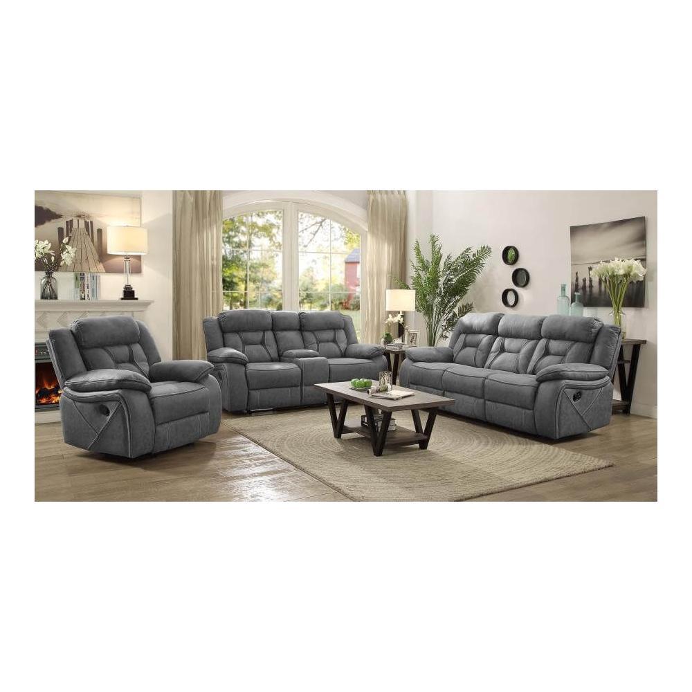 Houston Motion Sofa and Love Seat