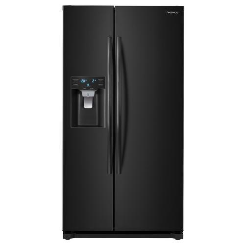 Daewoo Side By Side Refrigerator