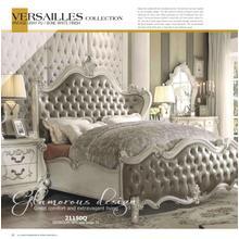 Acme 21150 Versailles Bone PU Collection
