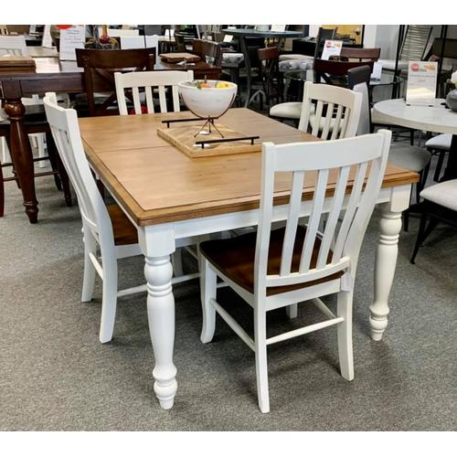 """In Stock Specials - WO """"Pacifica"""" 5 Piece Dining Set"""