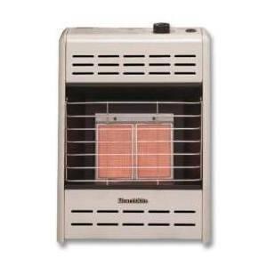 10,000 BTU Thermostat Natural Gas Heater