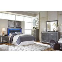 Lodanna - Gray 4 Piece Bedroom Set