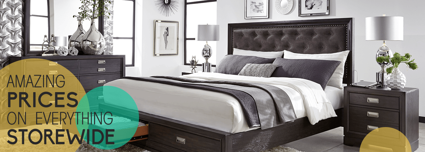 Extreme Storewide Savings in every furniture department at Behar's Furniture!