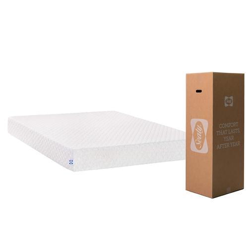 """Sealy Essentials - 8"""" Memory Foam - Mattress In A Box - Full"""