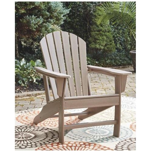 Sundown Adirondack Chair - Grayish Brown