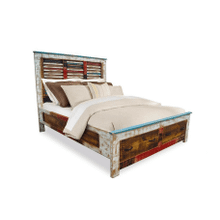 Bombay Bed with Footboard