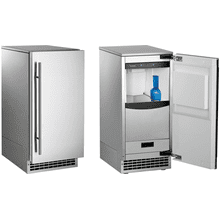 Scotsman Brilliance Gourmet Ice Machines Gravity
