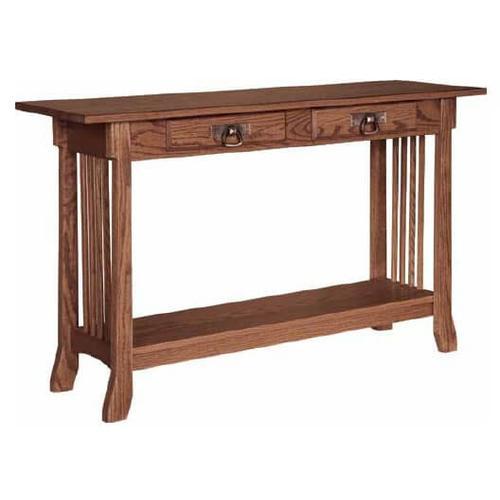 Royal 2- Drawer Sofa Table