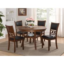 Brown Gia Dining Room Set