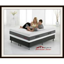 Ashley Sleep Memory Foam Mattress M744 St George Shores at Aztec Distribution Center Houston Texas