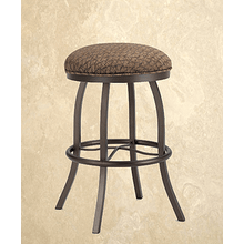 Americana - Backless Swivel Barstool