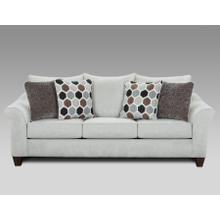 7700 Anna Silver Sofa Only