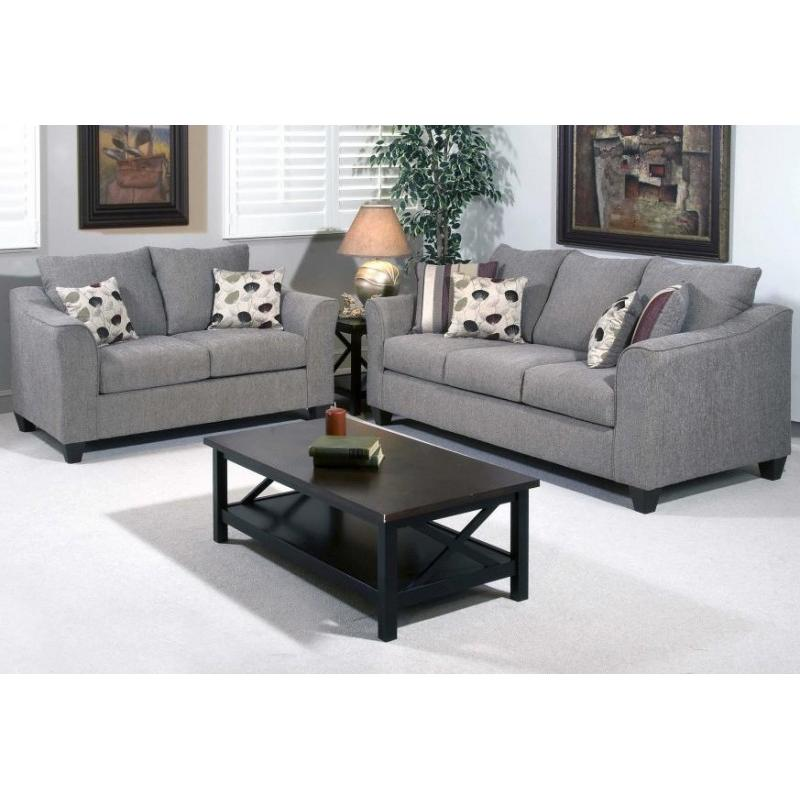 View Product - Flyer Metal Sofa & Loveseat