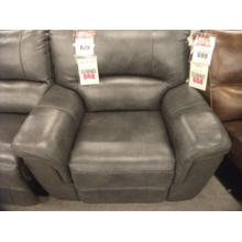 Product Image - CLEARANCE SWIVEL RECLINER