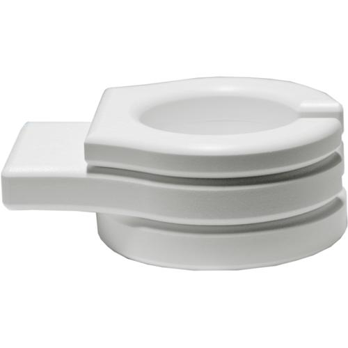 Stationary Cup Holder White