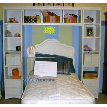 Young America Wall Bookcase