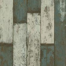 Architectural Remnants L6631 To The Sea Laminate - Sea Glass Teal 4.92 in. Wide x 47.83 in. Long x 12 mm Thick, Low Gloss