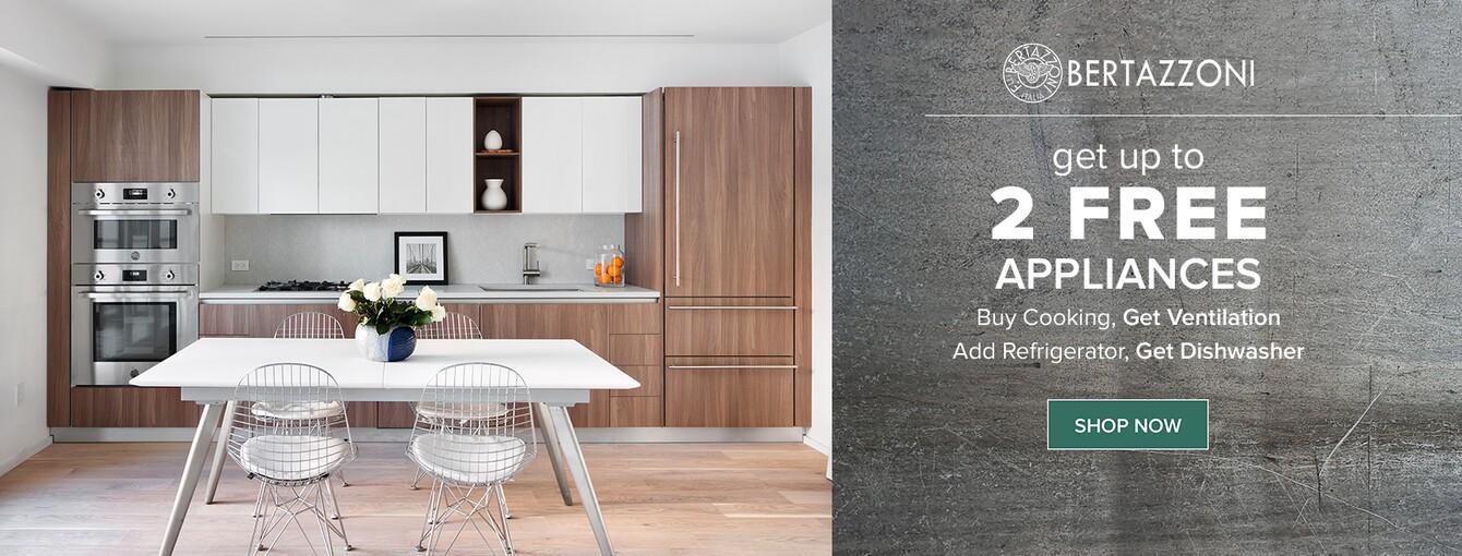 Bertazzoni Suite Deals Promo