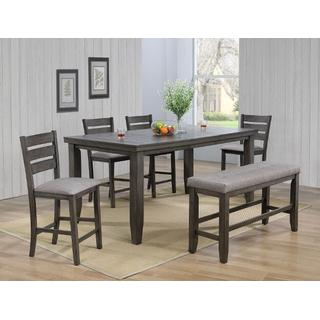 See Details - Bardstown Counter Height 6-piece Dining Set