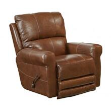 Hoffner Italian Leather Recliner