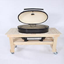 Compact Cypress Table for Oval XL