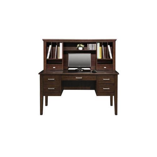 "Product Image - Koncept Chocolate 54"" Desk"