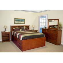 View Product - Mission Captains Bed