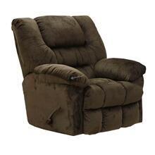 Chocolate Peyton Power Wall Hugger Recliner